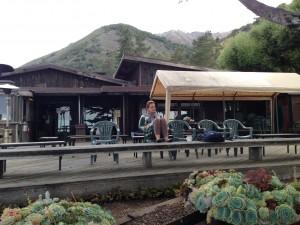 On Retreat at Esalen Institute in Big Sur